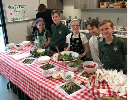 From St. Pat's Garden to Table