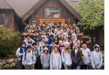 6th Grade Astro Camp