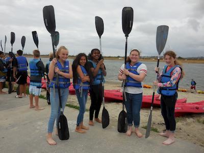 7th Grade Sea Camp