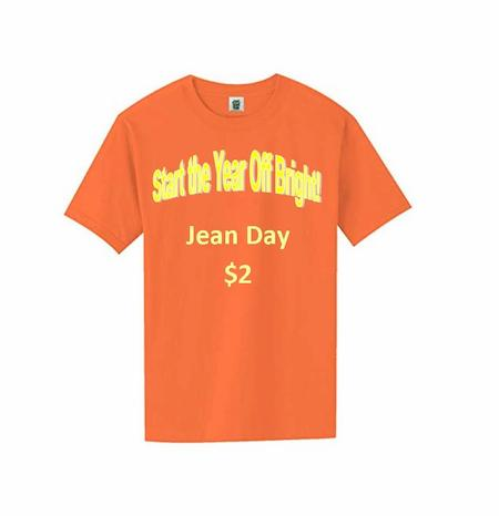 Jean Day - Start the Year Off Bright!