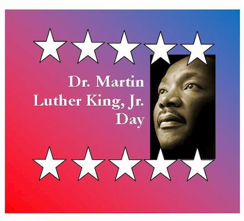 Dr. Martin Luther King, Jr. Day – No School