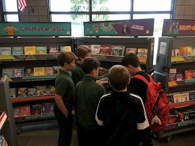 Book Fair is Open