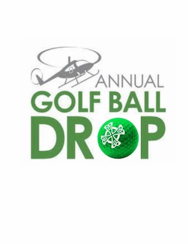 GOLF BALL DROP - 2pm