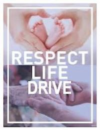 RESPECT LIFE DRIVE ENDS FRIDAY