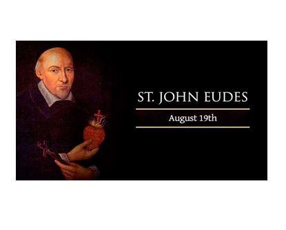 ST. JOHN EUDES FEAST DAY