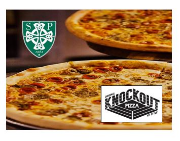 """""""Dining for Dough"""" at Knockout Pizza"""
