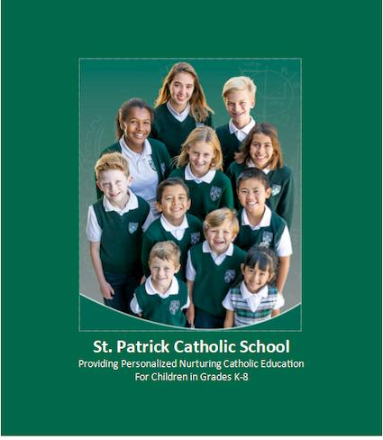 ST. PATRICK CATHOLIC SCHOOL ANNUAL FUND