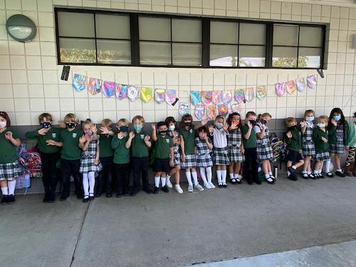 Happy Catholic Schools Week From K2
