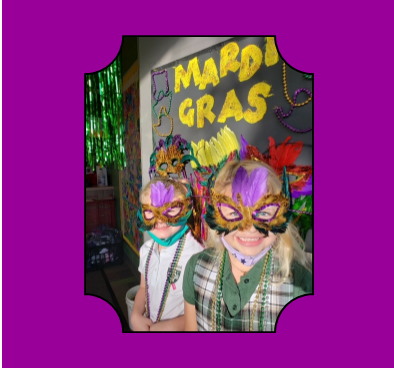 MARDI GRAS AT ST. PATS!