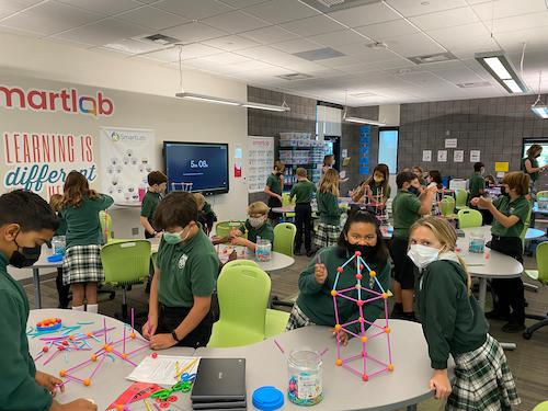 SMARTLAB A HIT WITH STUDENTS
